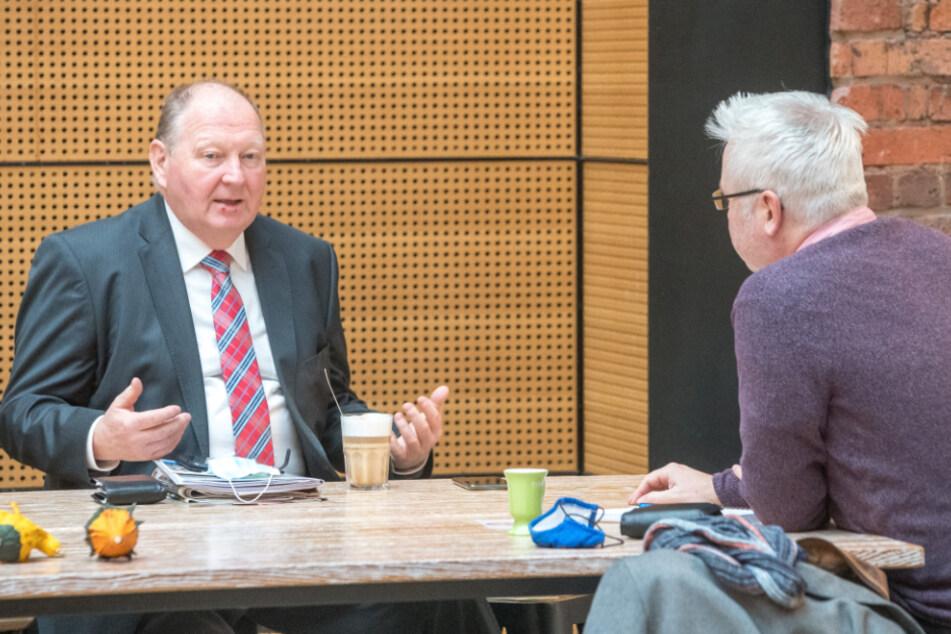 Nach 27 Jahren Bundestag: Klaus Brähmig will ohne Parteibuch zurück