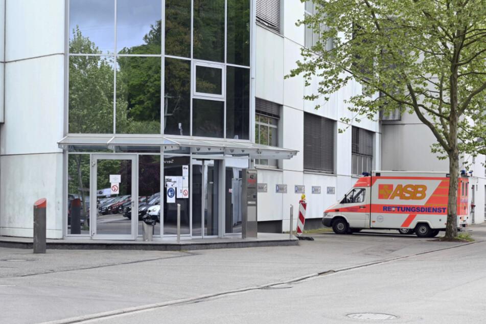 Aussenaufnahme einer Fleischfirma in Birkenfeld bei Pforzheim. (Archivbild)