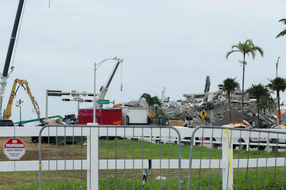 Surfside building collapse: More bodies found in rubble after demolition of Champlain Towers South
