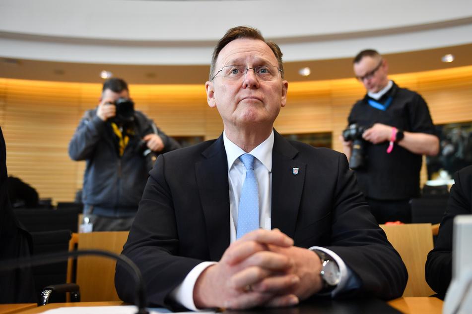Nach Reichen-Bemerkung: Ramelow übt schwere Kritik an Linken-Parteichef