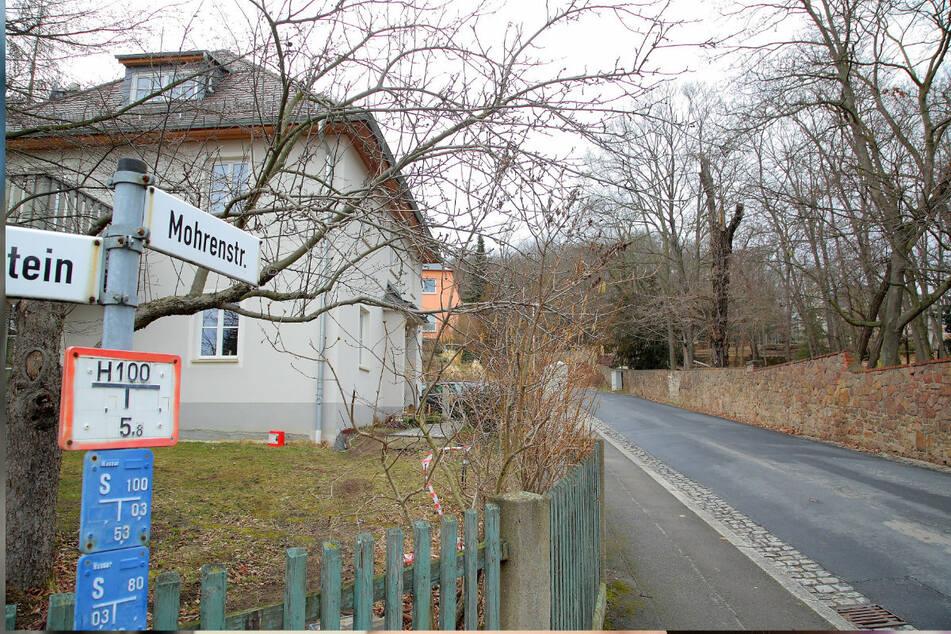 Muss die Mohrenstraße in Radebeul umbenannt werden oder nicht?