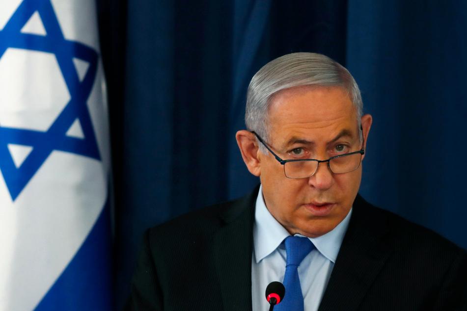 Ministerpräsidenten Benjamin Netanjahu (70). (Archivbild)