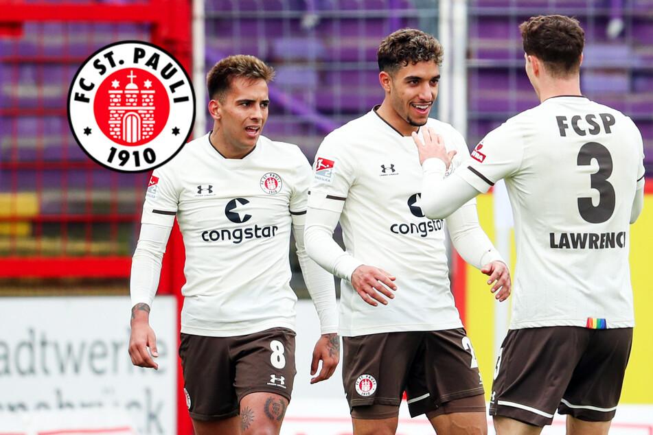 FC St. Pauli empfängt Würzburg: Geht der Höhenflug weiter?