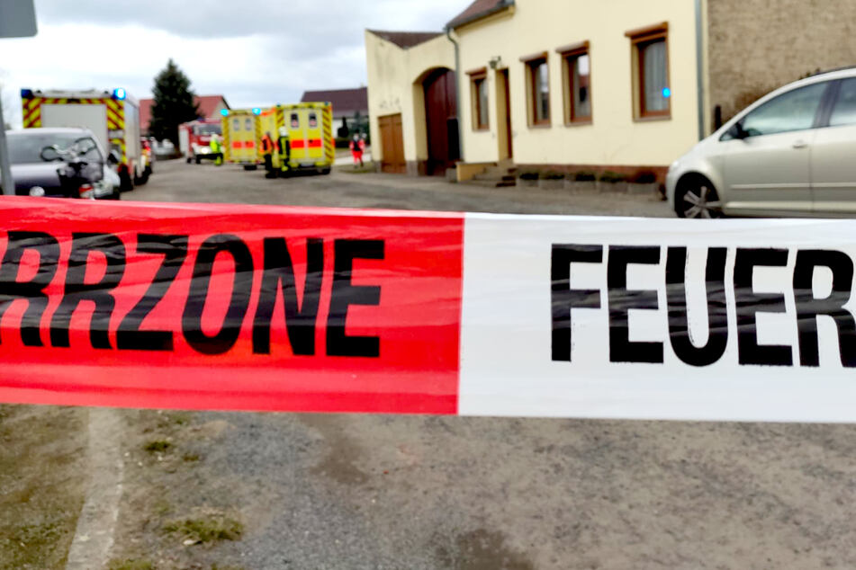 Gaskartusche detoniert: Person wird tödlich verletzt!