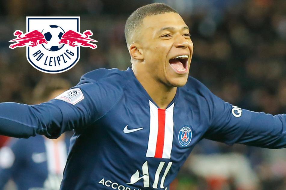 Treffen in Paris: Kylian Mbappé wäre fast zu RB Leipzig gewechselt