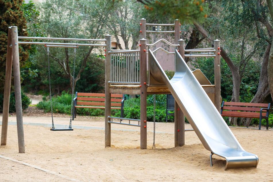 Der Mann verbrachte gerne Zeit mit seinen Igeln auf dem Spielplatz, ließ sie von der Rutsche rutschen. (Symbolbild)