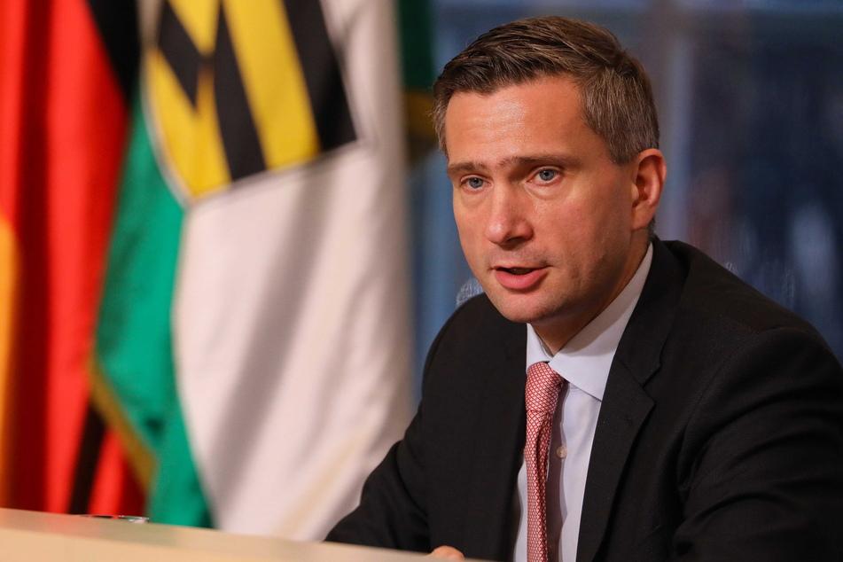 Sachsens Vize-Ministerpräsident Martin Dulig (46, SPD) sieht bei der AfD eine Mitverantwortung für die Entwicklung der aktuellen Corona-Zahlen.