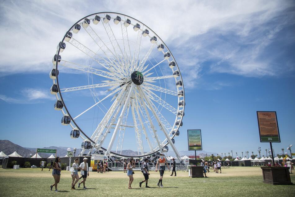 Das legendäre Coachella-Festival in Kalifornien soll wegen der Coronavirus-Pandemie in diesem Jahr ganz ausfallen.