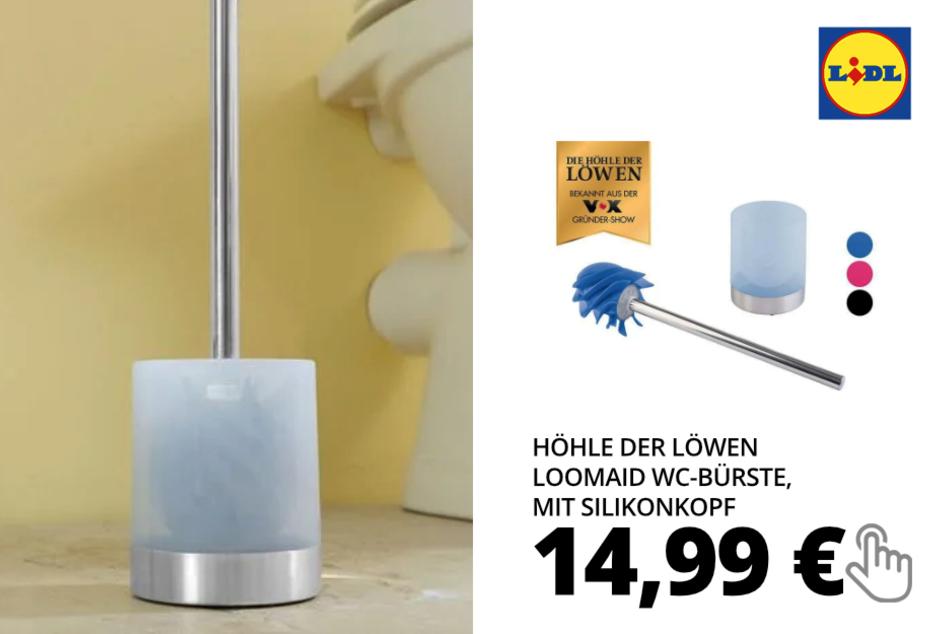 LOOMAID WC-Bürste
