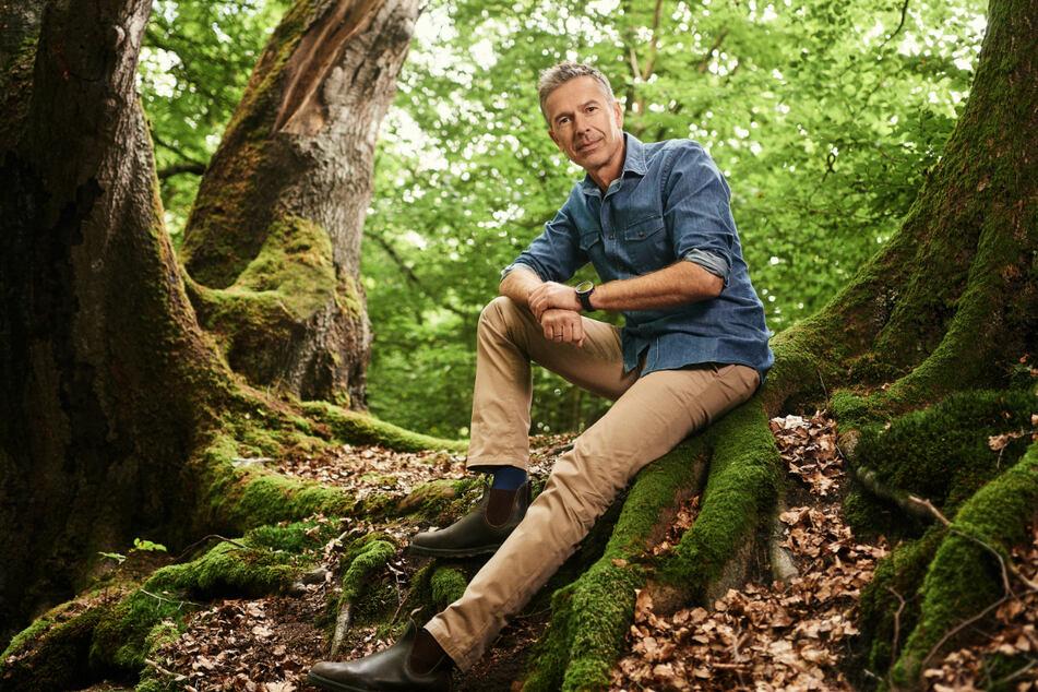 """Dirk Steffens reist für die ZDF-Reihe """"Terra X"""" um die Welt."""