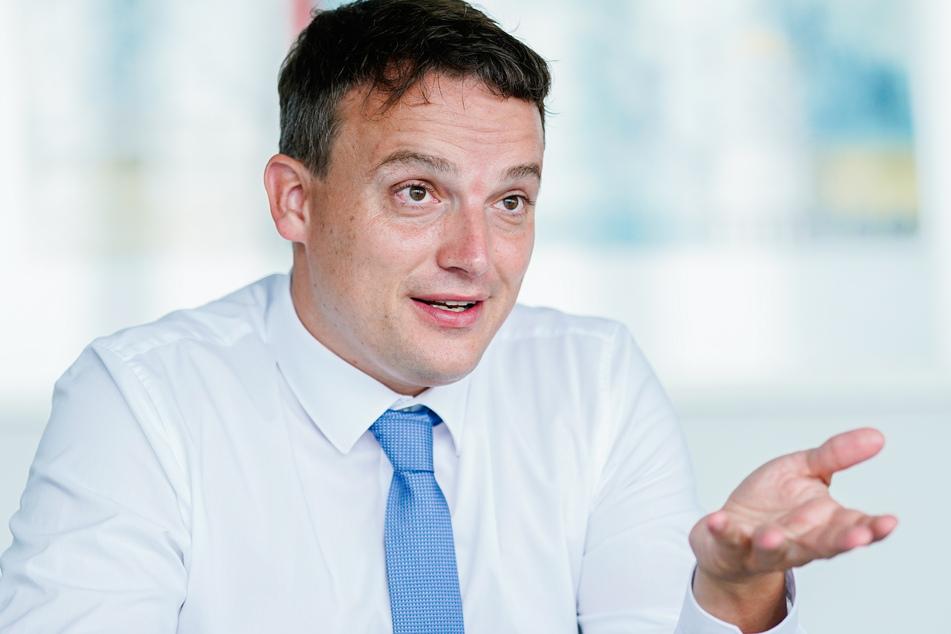 SAP-Chef Christian Klein (39). (Archivbild)