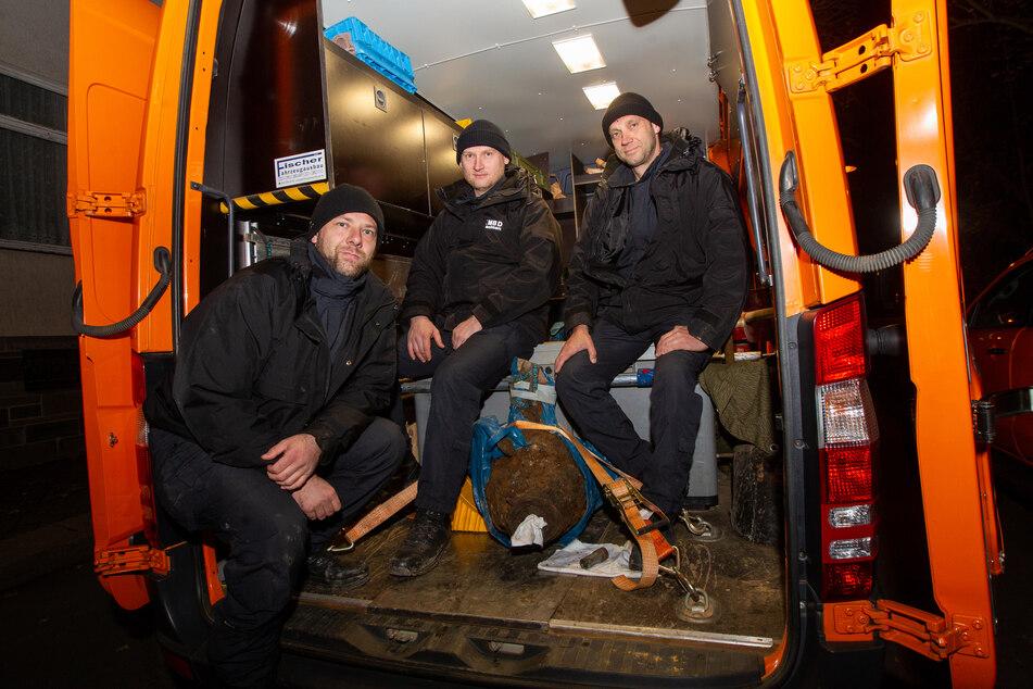 Plauener Bombe ist entschärft! Evakuierte können in Wohnungen zurück