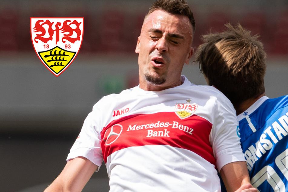 VfB-Verletzungspech: Förster muss Trainingslager beenden