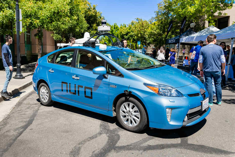 """Toyota has released a variety of cars with so-called """"self-driving"""" capabilities (stock image)."""