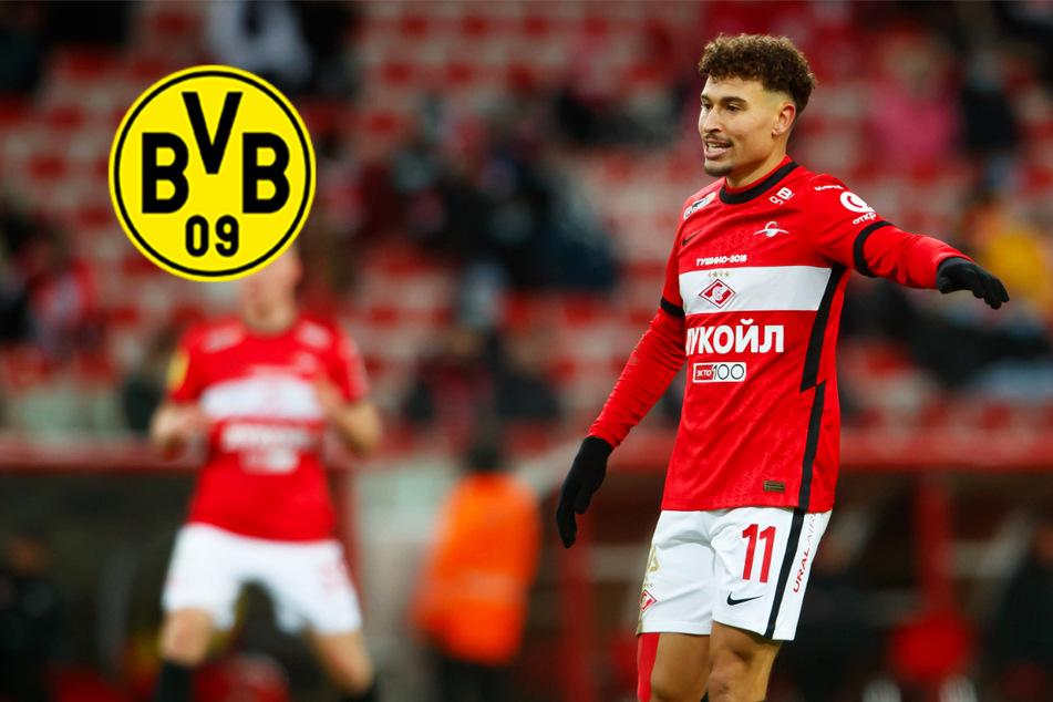 Kracher: BVB an schwedischem Nationalstürmer und Sohn von Fußball-Legende dran?