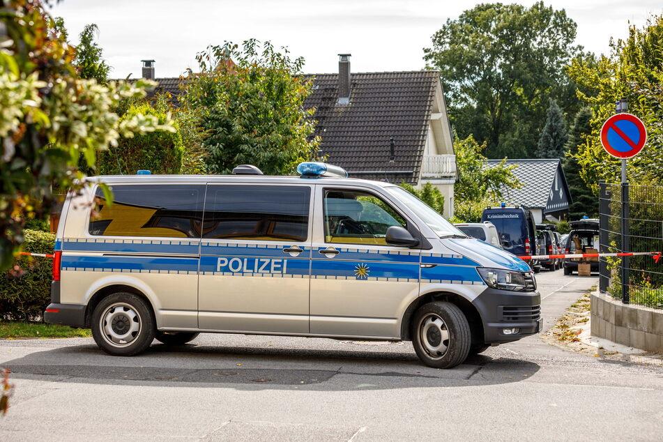 Die Polizei ermittelt noch immer im Fall der getöteten Wiktoria (†16) in Großröhrsdorf.