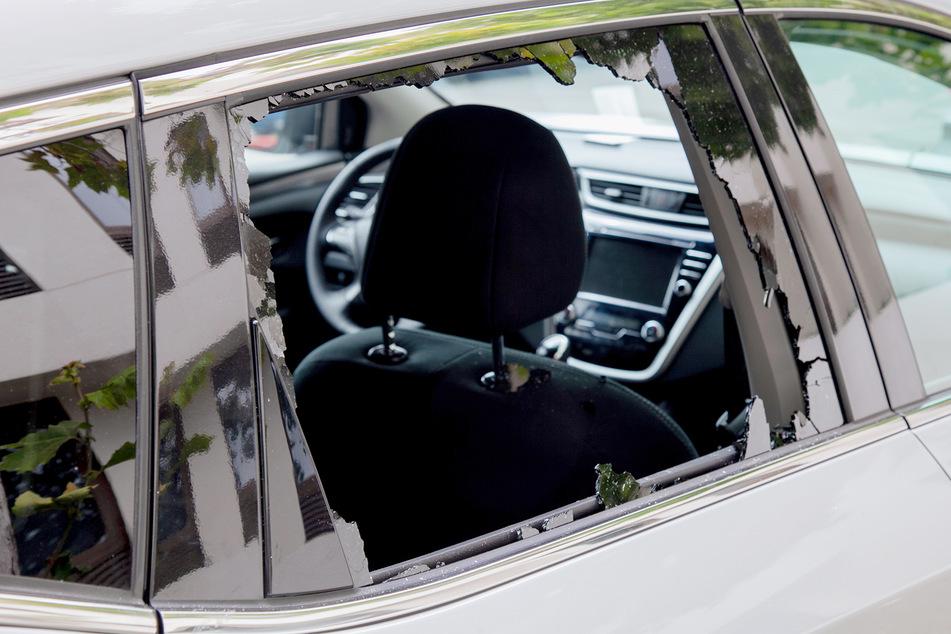 Mutig, mutig! Mann beobachtet Diebstahl aus Auto und hält Täter fest