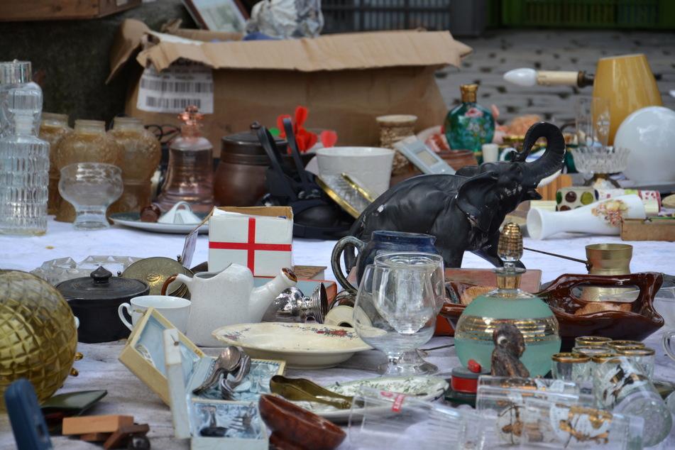 In Marienberg findet an diesem Samstag ein Floh- und Trödelmarkt statt.