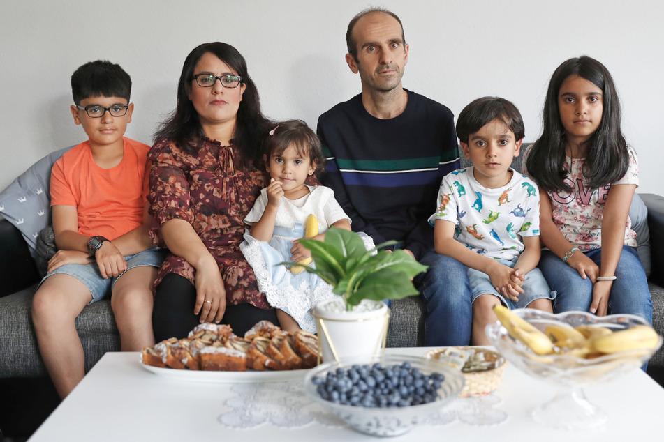 Familie Iqbali soll abgeschoben werden - nach vier Jahren Integration in Deutschland.