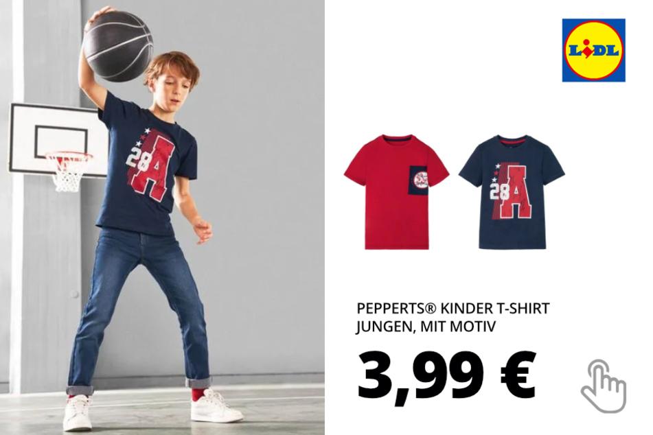 Kinder T-Shirt Jungen