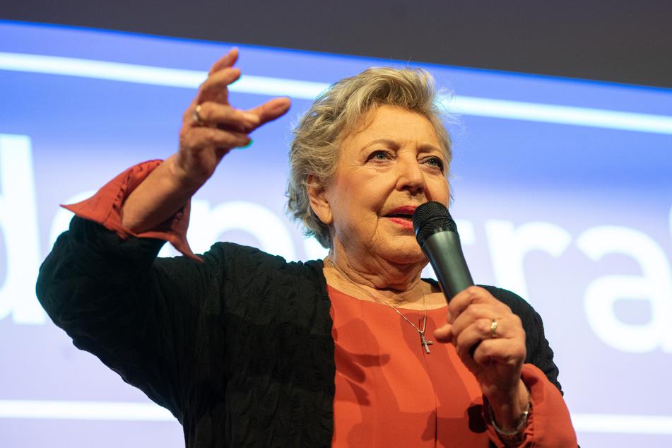 """Spielte in der TV-Serie """"Lindenstraße"""" die """"Mutter Beimer"""": Schauspielerin Marie-Luise Marjan."""