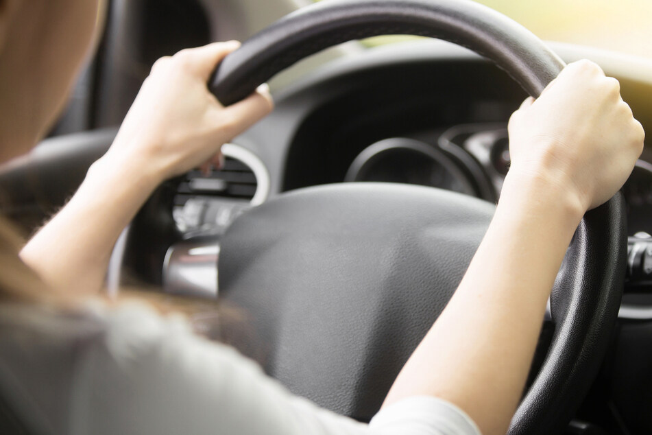 Wegen einer Spinne ist eine Autofahrerin nach Angaben der Polizei dermaßen in Panik geraten, dass sie einen Unfall gebaut hat. (Symbolbild)