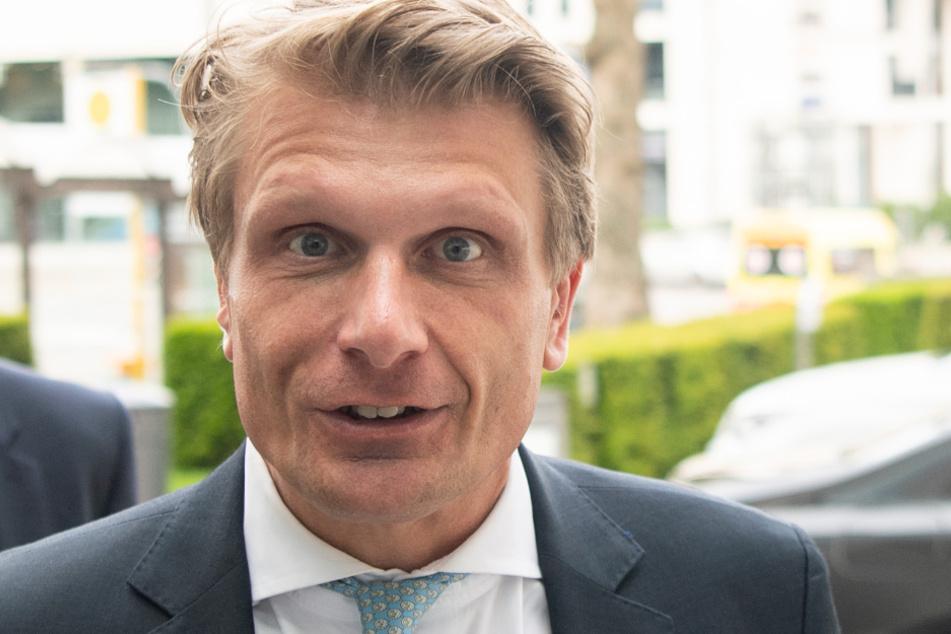 Der Tourismusbeauftragte der Bundesregierung, Thomas Bareiß (45).
