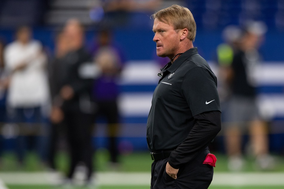 Former Raiders head coach Jon Gruden resigned on Monday after more disparaging emails containing racist and homophobic comments were revealed.