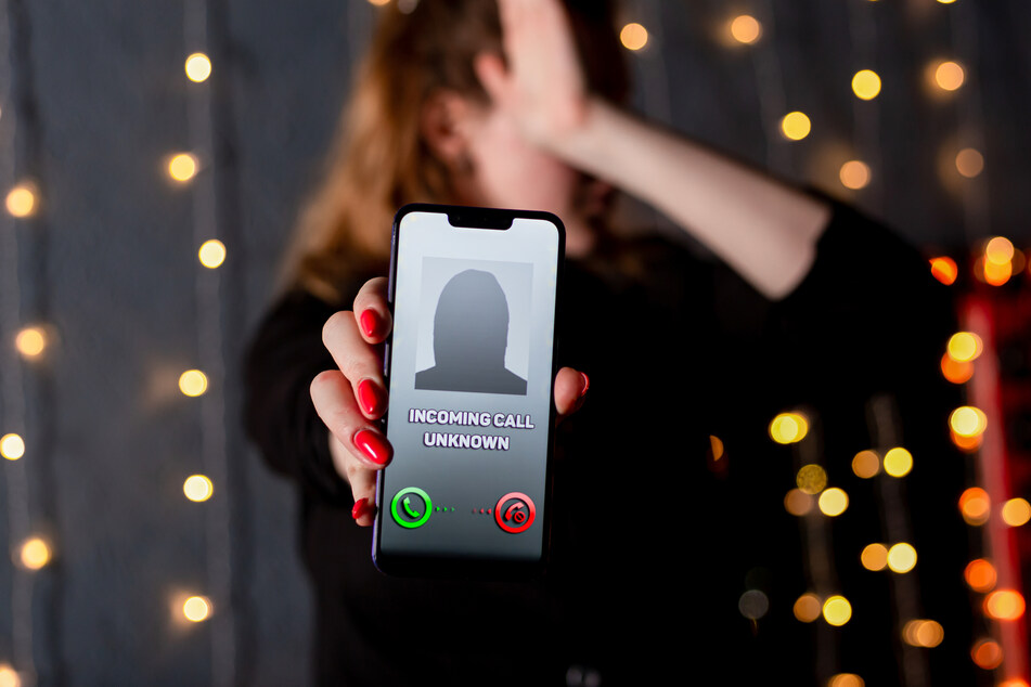 The convicted sex offender had multiple cell phones that he used to stay in contact with his victim (stock image).