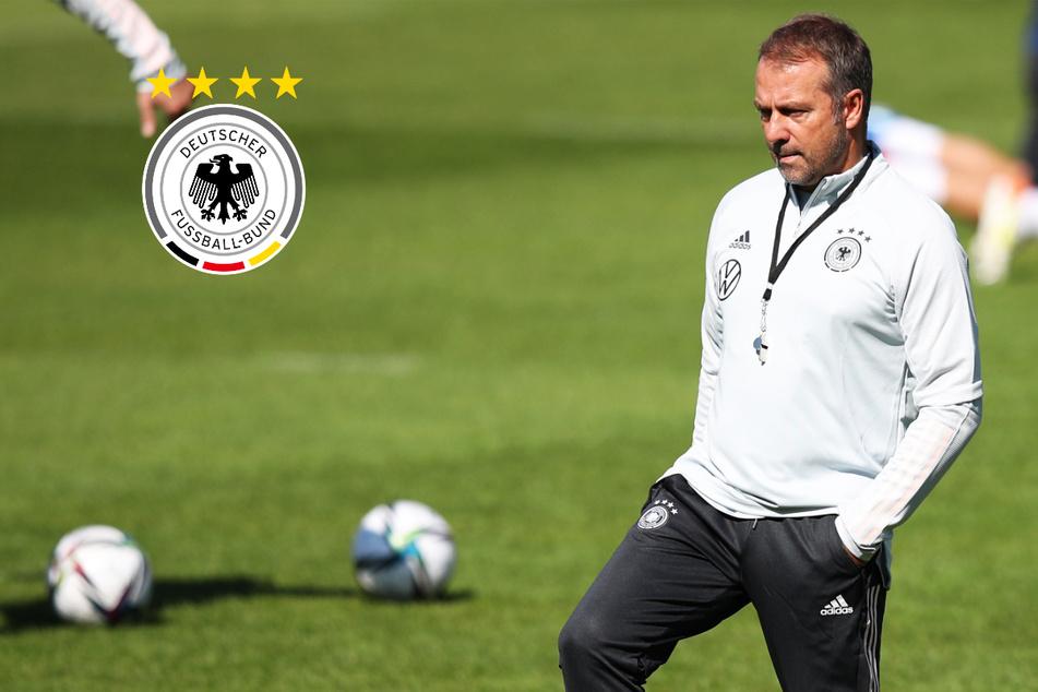 DFB-Elf vor 1. Länderspiel unter Neu-Bundestrainer Hansi Flick: Gelingt der Neuaufbau?
