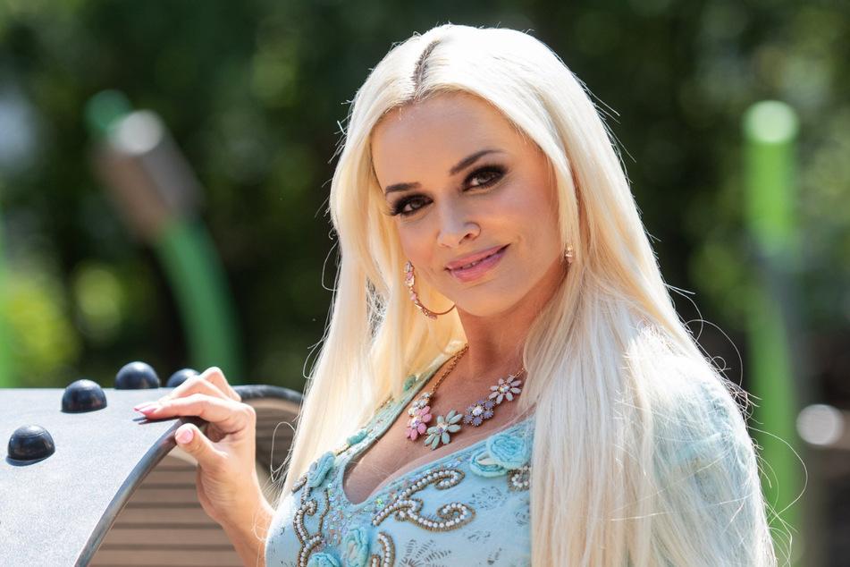 """Daniela Katzenberger (34) freut sich auf den Start der neuen Staffel von """"Katzenberger - Familienglück auf Mallorca"""" bei RTL ZWEI."""