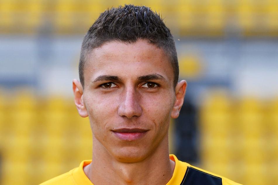 Ex-Dynamo Soufian Benyamina (31) konnte die Erwartungen beim VfB Lübeck nicht erfüllen und muss sich im Sommer einen neuen Verein suchen.