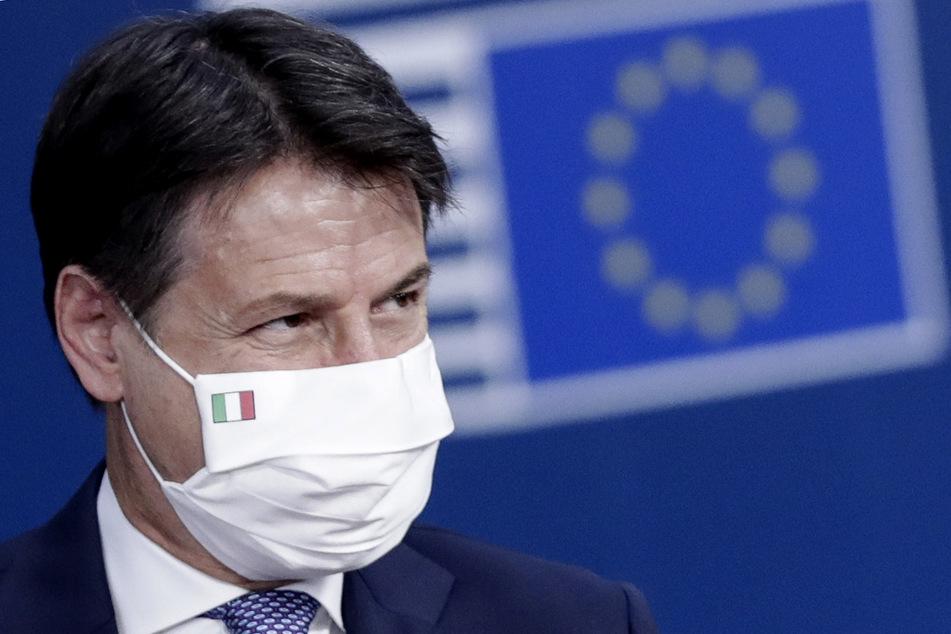 Giuseppe Conte ist der Premierminister von Italien.