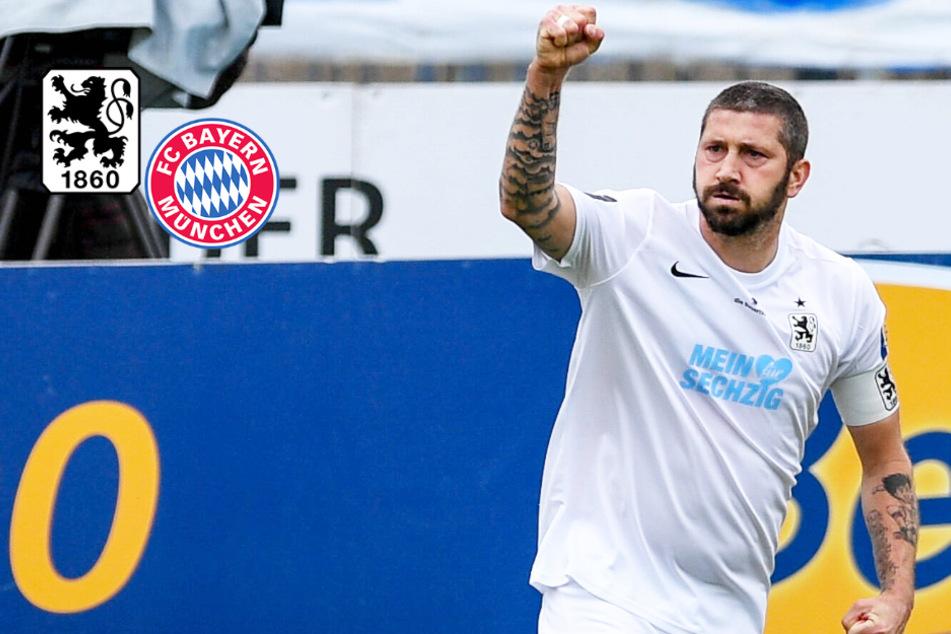 Löwen-Traum vom Aufstieg lebt weiter! Bayern II nach Derby gegen 1860 am Abgrund