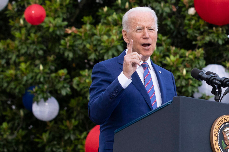 Biden's July 4 message: Getting vaccinated is an act of patriotism