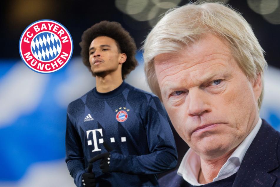 FC Bayern: Mangelt es Leroy Sané an der Einstellung? Oliver Kahn bezieht Stellung!