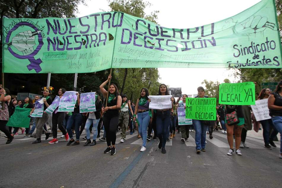 Mexican Supreme Court rules total abortion ban unconstitutional