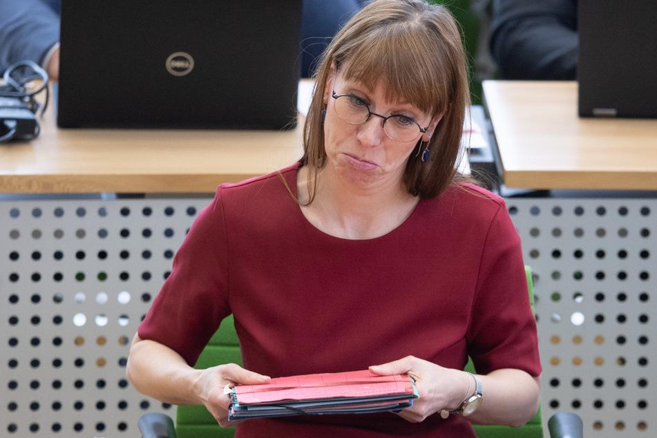 Katja Meier (40, Grüne) . (Archivbild)