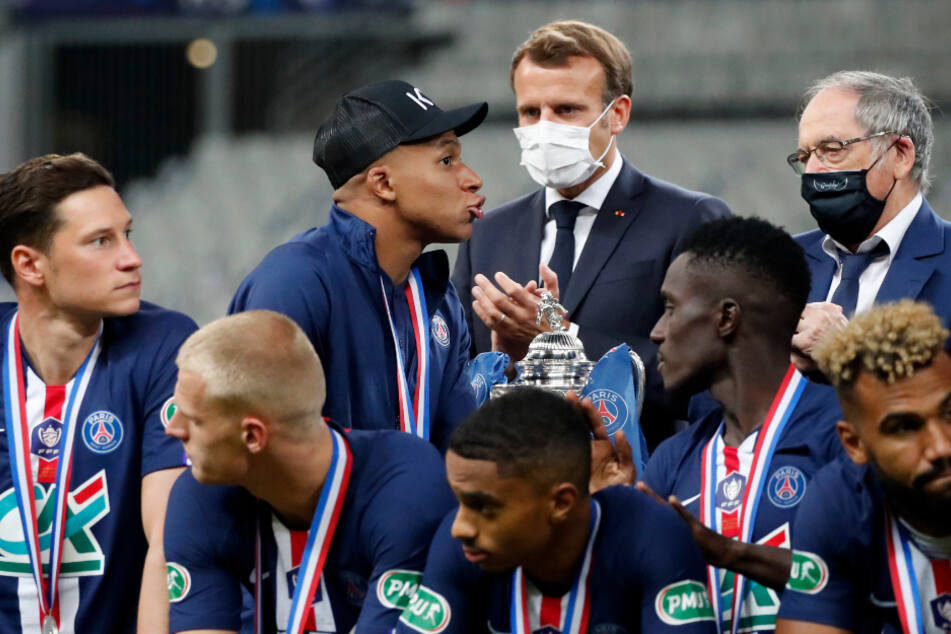 """Coronavirus: Frankreich sorgt sich vor """"zweiter Welle"""""""