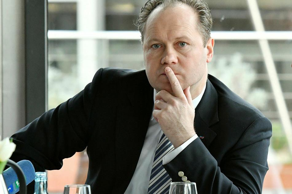 Siegbert Droese (50, AfD).