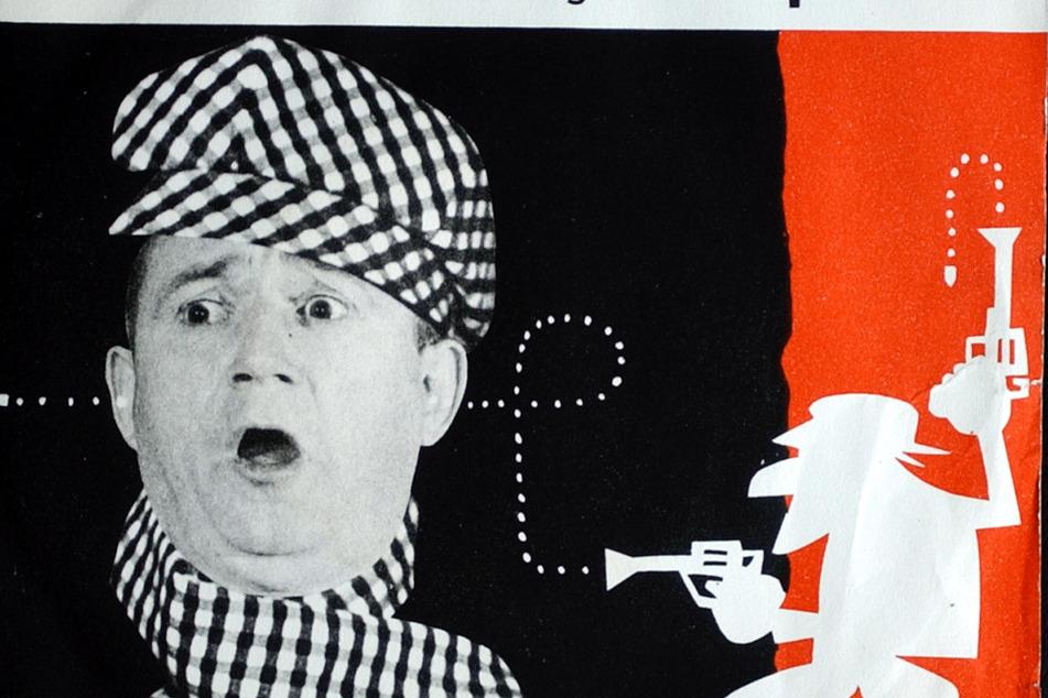"""Mit dieser Mütze posierte Eberhard Cohrs für das Foto auf der AMIGA-Schallplatte mit den Songs """"Hallo, Doktor Watson"""" und """"So ein Gag""""."""