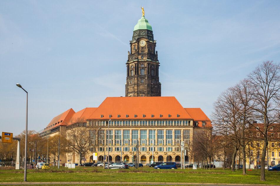 Im Dresdner Rathaus wurden neue Quarantäne-Regeln beschlossen.