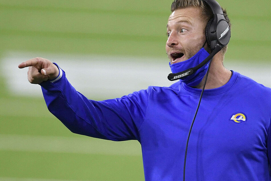 Sean McVay is one of the NFL's most offensive-minded coaches, but this season has been mostly about defense for the Rams.