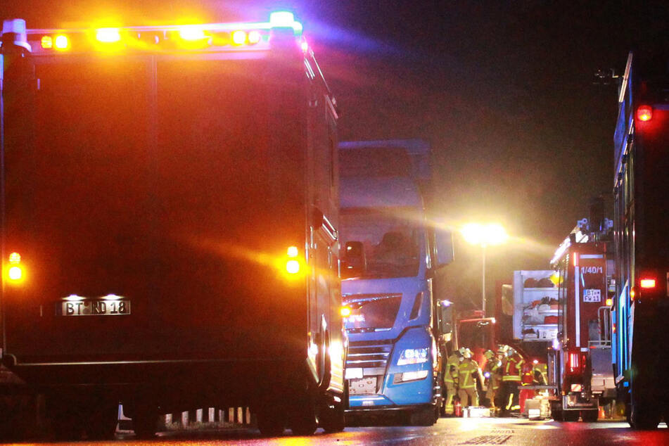 Unwetter in Bayern: Zahlreiche Unfälle fordern Rettungskräfte