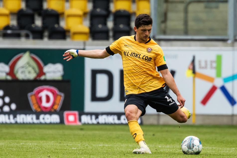 Ex-Dynamo Jannis Nikolaou führt Eintracht Braunschweig als Kapitän zum Sieg!