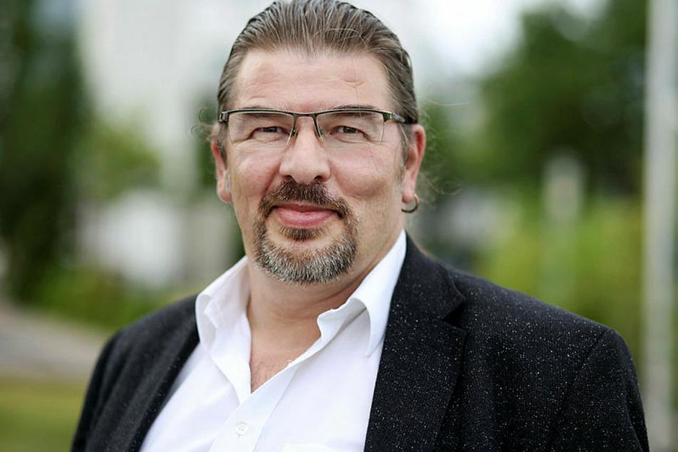 Findet die Entlohnung im sächsischen Kfz-Handwerk viel zu gering: IG Metall-Verhandlungsführer Bodo Grzonka.