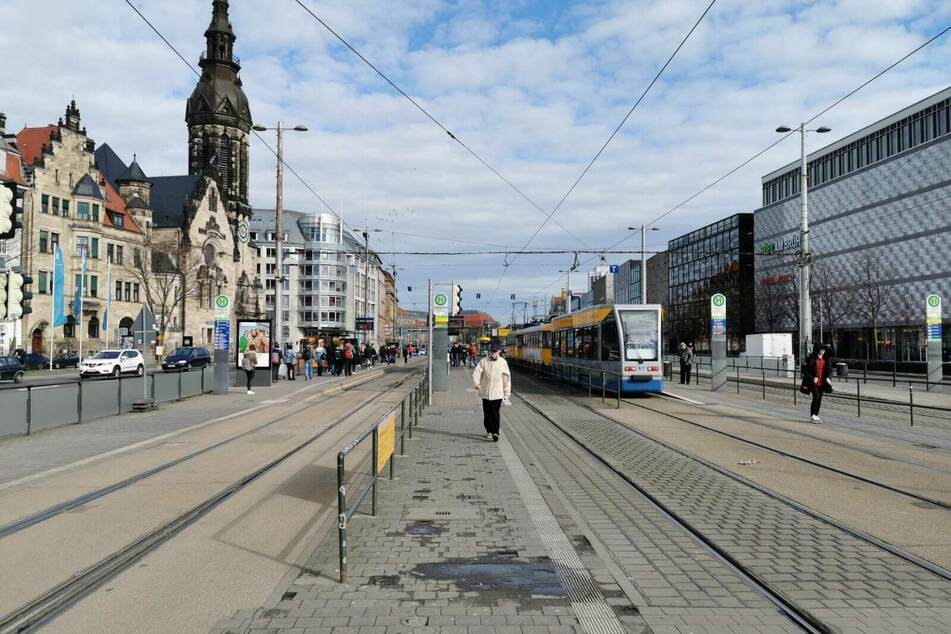 Leipzig: Großbaustelle im Zentrum: So sieht der Goerdelerring bald nicht mehr aus!