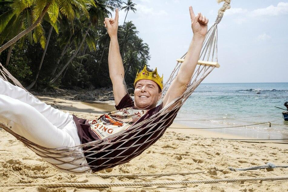 """Die erste """"Promis unter Palmen""""-Folge, in der sich Prinz Marcus von Anhalt (54) homophob geäußert hatte, wurde gelöscht."""