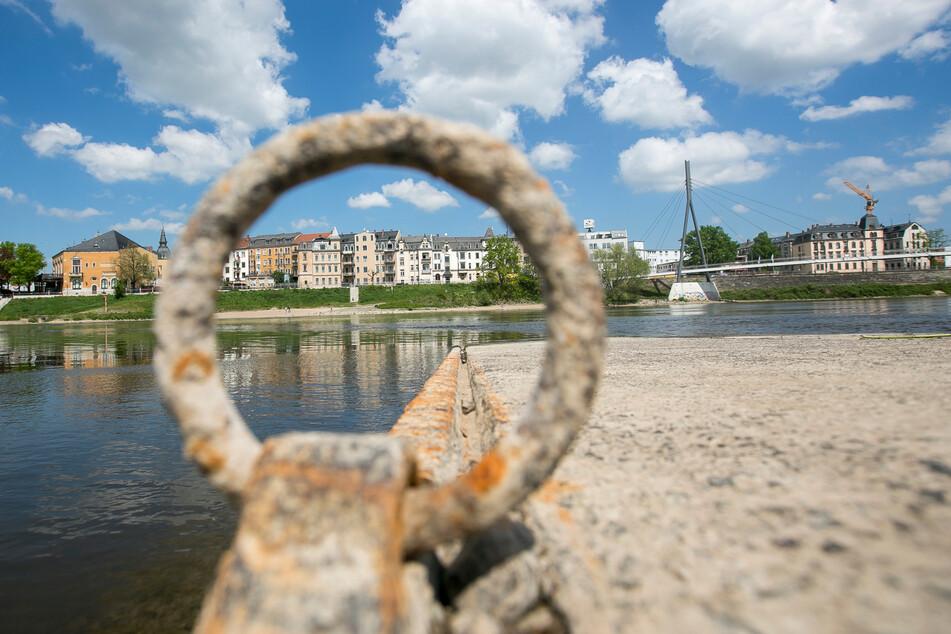 Fähre oder Brücke: Die Stadt hat untersucht, wie Pieschen und das Ostragehege besser verbunden werden können.