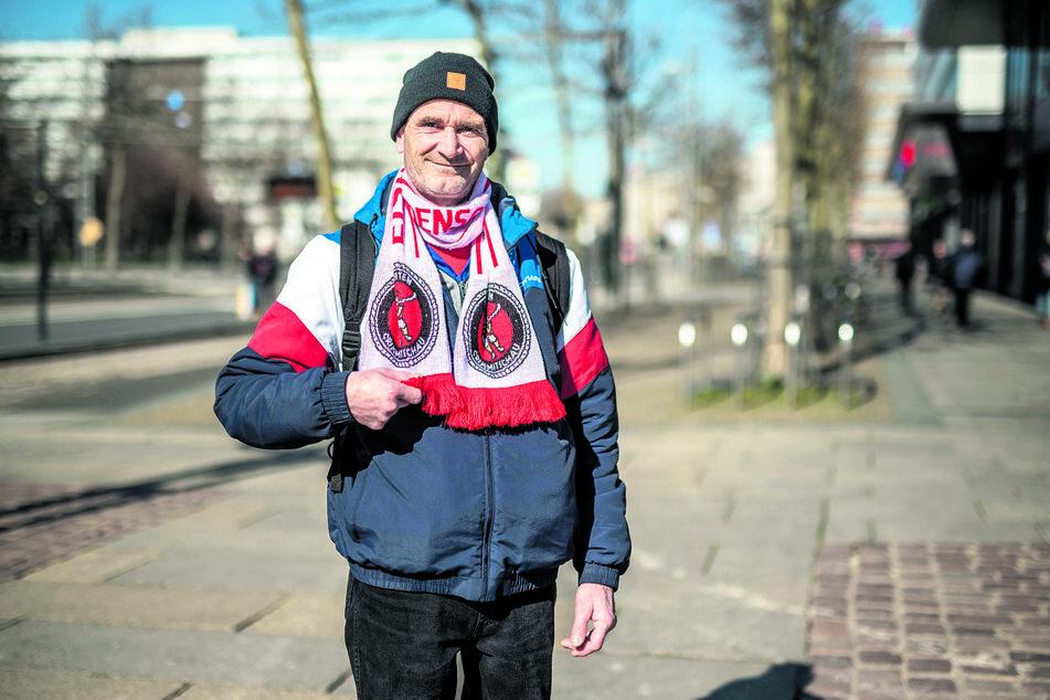Michael Thuß (47) vermisst Fußball- und Eishockeyspiele.